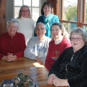 Charles Hay, Tammy Taylor, Ron Wolfe, Fawn Conley, Ruth Wolfe, Dee Riggs