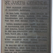 St. Joseph Cathedral Tour