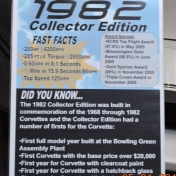 1982 collector edition fast facts