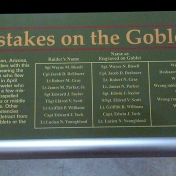 mistakes on the Doolittle Raiders' Goblets