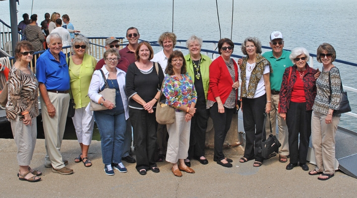 EKURA members take a cruise aboard the Belle of Louisville